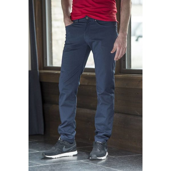 5-Pocket Stretch Light -/ Unisex Chino