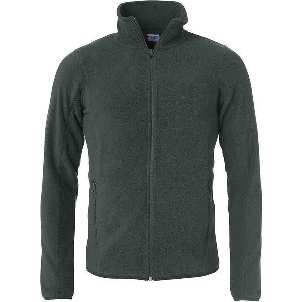 Basic Polar Fleece Jacket Unisex Jacket min. afname 25 stuks