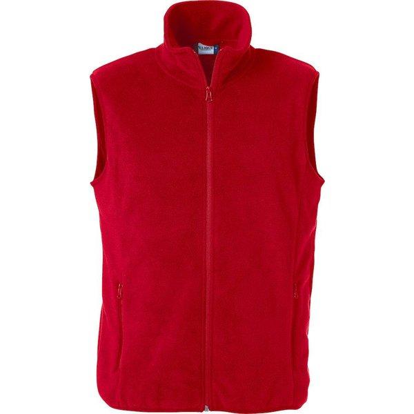 Clique Basic Polar Fleece vest -/ Unisex fleece min. afname 25 stuks