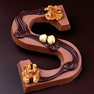 Chocolade letters