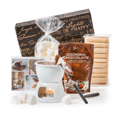 Chocolade fondue set