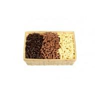 Choco lettertjes assortiment in een zakje van 250 gram