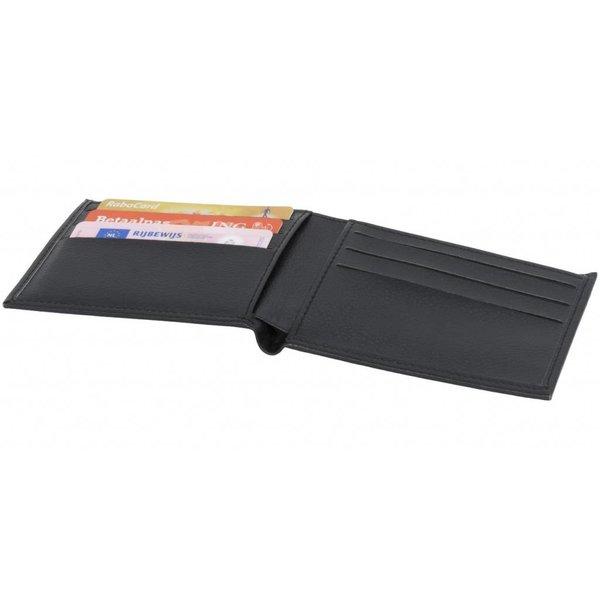 Baritone balpen/portefeuille geschenkset, zwart