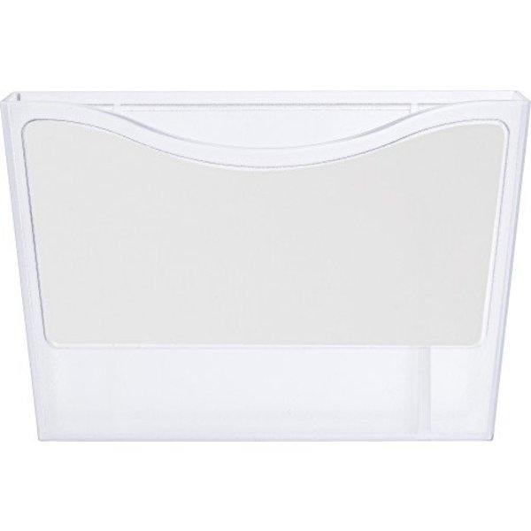 Bakje met whiteboard, twee magneten en wisser