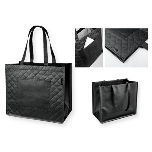 Arleta Laminated Shopping Bag