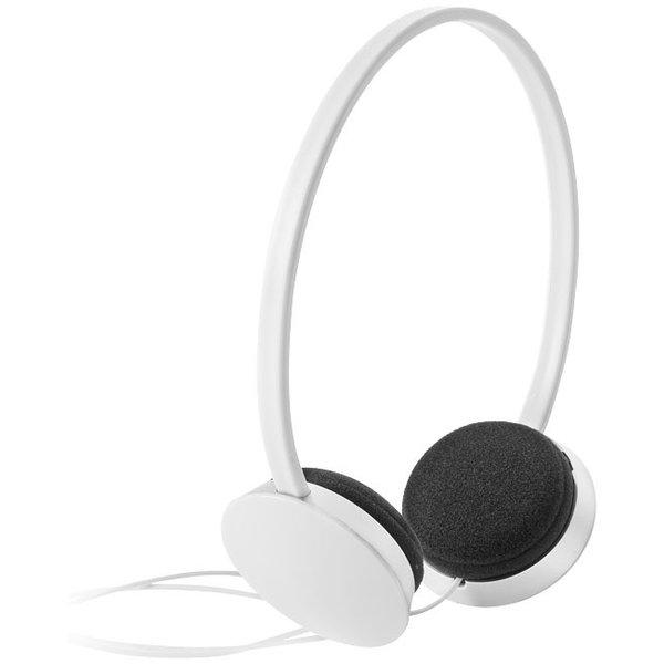 Aballo koptelefoon, wit