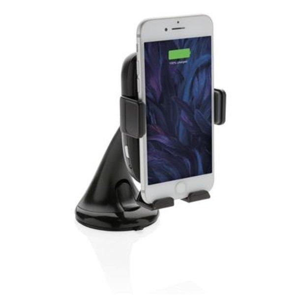 Auto infrarood telefoonhouder met 5W draadloze lader