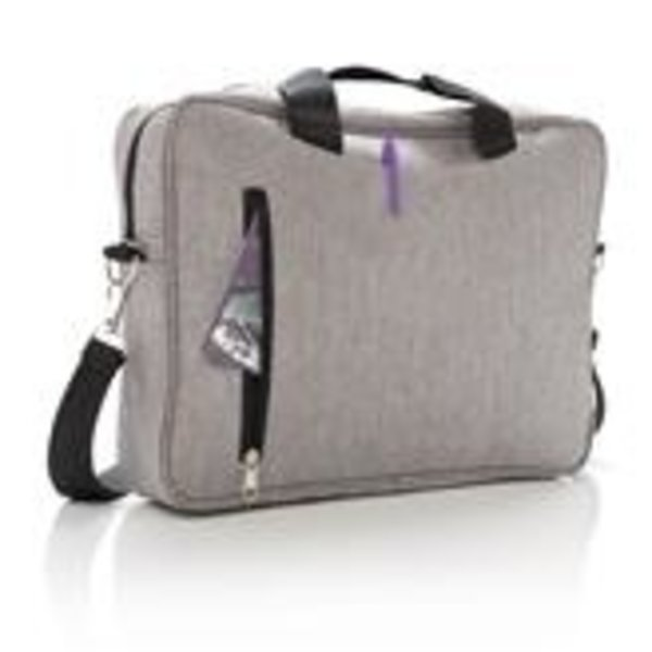 """Basic 15"""" laptop tas"""