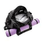 Austin yoga/gym duffel PVC-vrij
