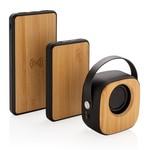 Bamboe 3W draadloze fashion speaker