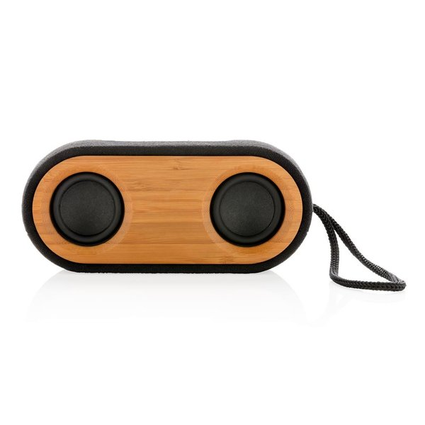 Bamboo X dubbele 10W speaker