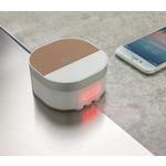 Aria 5W draadloze lader met digitale klok