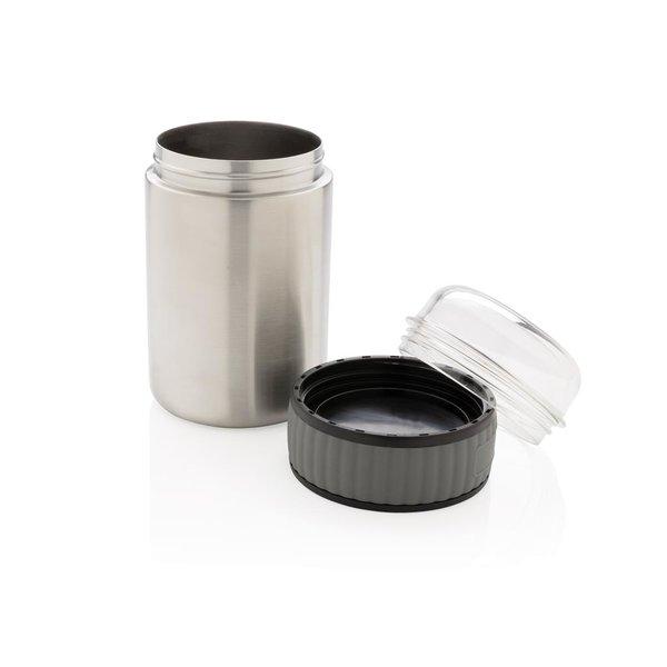 2-in-1 vacuüm voedselcontainer