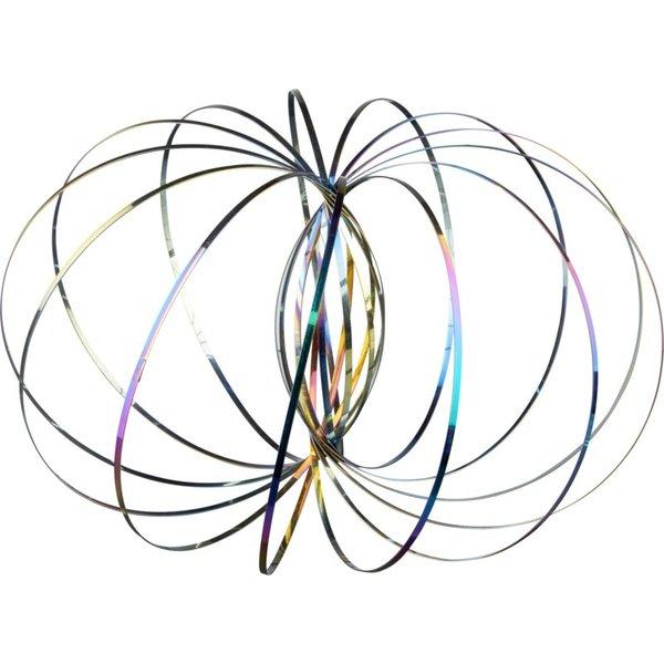 Agata anti-stress flow ring