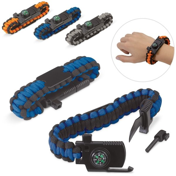 SURVIAL MULTIFUNCTIONELE ARMBAND