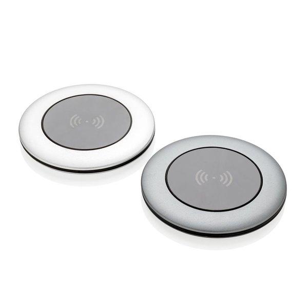 Aluminium 5W draadloze oplader