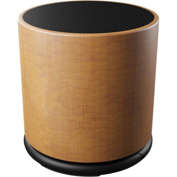 SCX Design SCX.design S27 speaker 3W voorzien van ring met hout