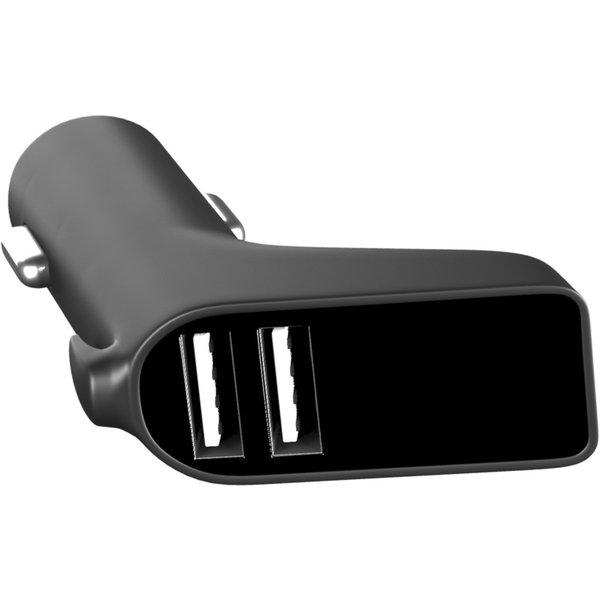 CX.design V11 GPS-autotracker met oplichtend logo.