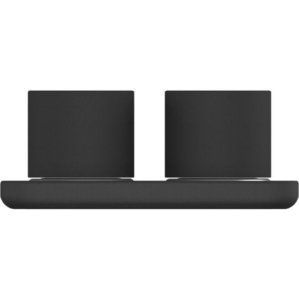 SCX Design SCX.design S40 speaker stereo 2x3W met oplichtend logo.