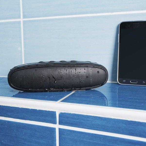 SCX.design S35 speaker 10W met oplichtend logo.