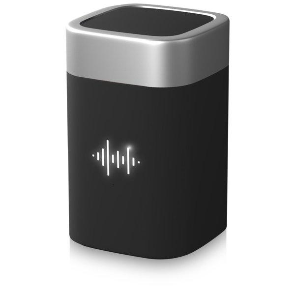 SCX.design S30 speaker 5W met oplichtend logo.