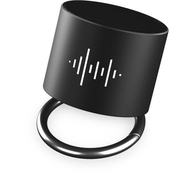 SCX.design S25 speaker aluminium met ring.