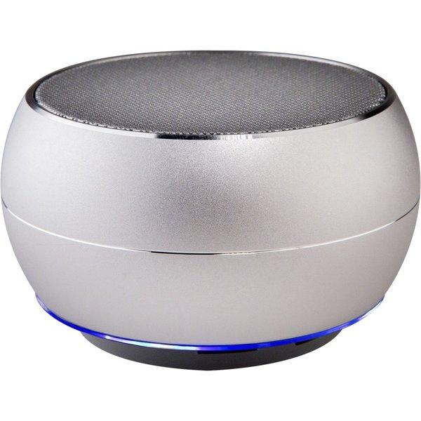 SCX Design SCX.design S20 halo 3W speaker met oplichtend logo.