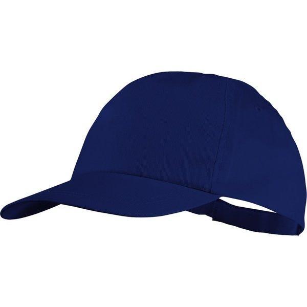 Basic cotton 5 panel cap