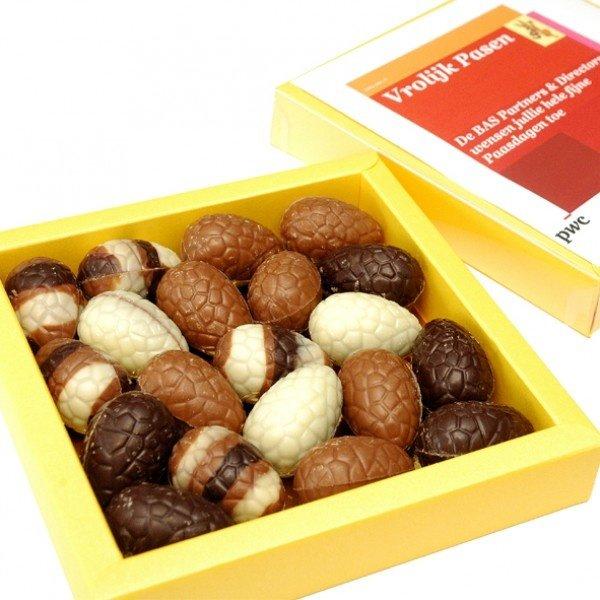 210 gram bonboneitjes in doos
