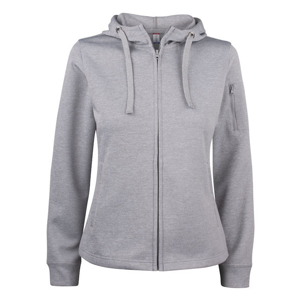basic active hoody full zip Heren/Dames