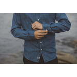 Cottover DENIM SHIRT SLIM FIT MAN