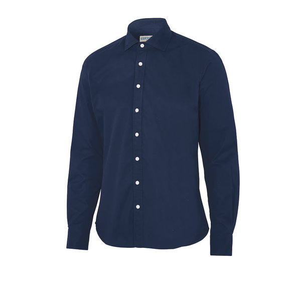 Cottover TWILL SHIRT SLIM FIT MAN