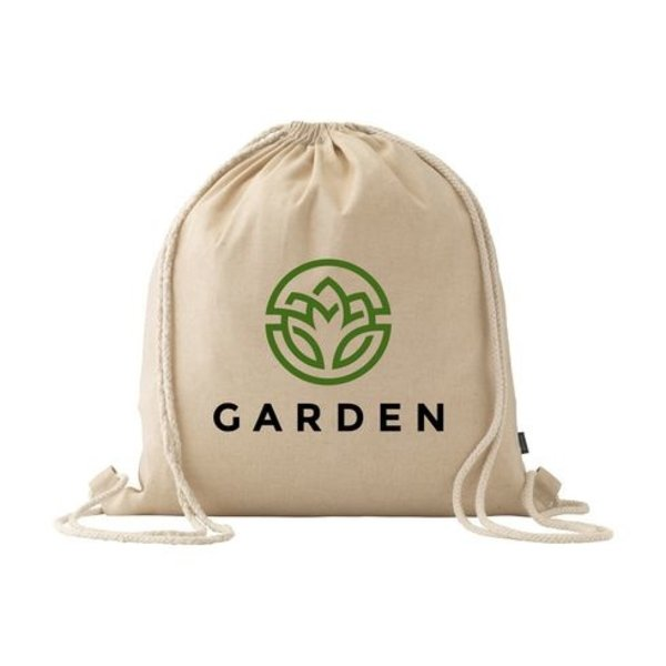 Recycled Cotton Promobag rugzak