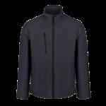 Ablaze 3 layer printable softshell jacket