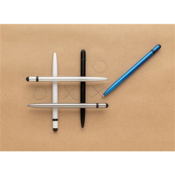 Aluminium stylus balpen