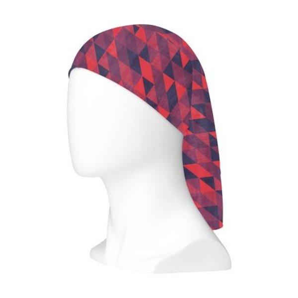 Bandana multifunctionele sjaal met all-over opdruk