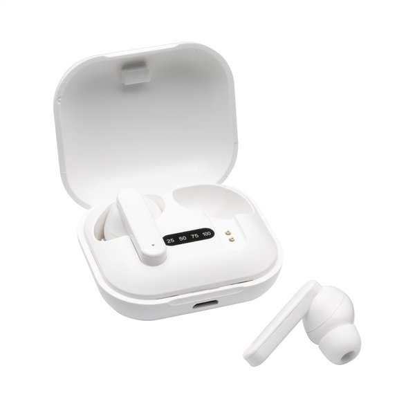 Aron TWS Wireless Earbuds in Charging Case