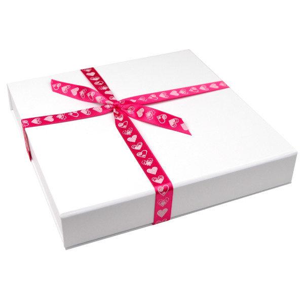 48 hartjes bonbons in een luxe doos