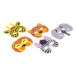 ANIMALS set feestmaskers