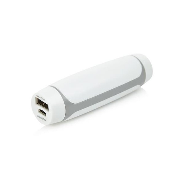 2.200 mAh powerbank, wit