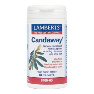 Lamberts Candaway 60 tabletten