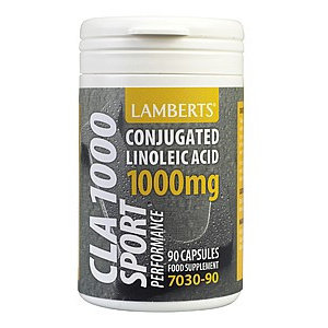 Lamberts CLA 1000 mg 90 capsules