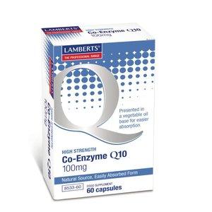 Lamberts Co-enzym Q10 100 mg 60 capsules