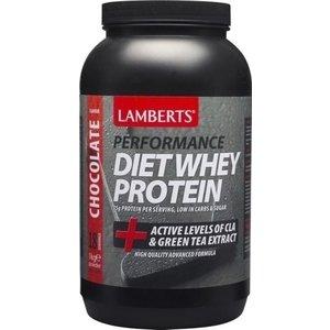 Lamberts Diet Whey Protein Chocolate (Chocolade) 1000 gram