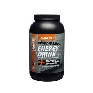 Lamberts Performance Energy Drink Orange 1000 gram
