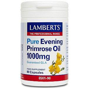 Lamberts Pure Evening Primrose Oil with Starfloweroil 90 capsules