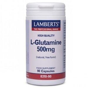 Lamberts L-Glutamine 500 mg 90 capsules