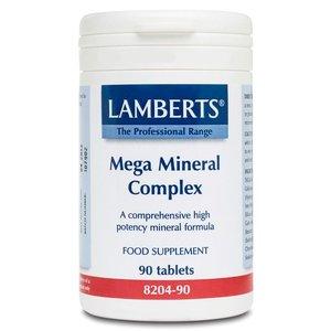 Lamberts Mega Mineral Complex 90 tabletten