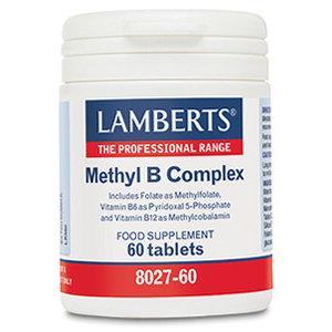 Lamberts Methyl B Complex 60 tabletten