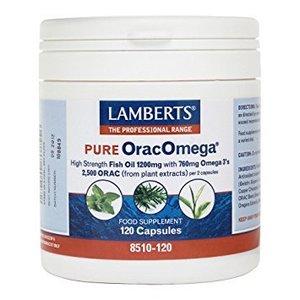 Lamberts Pure Orac Omega 120 capsules